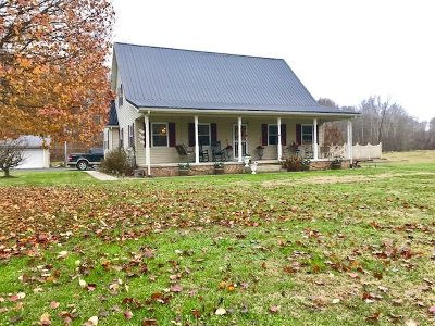 Carter County Single Family Home For Sale: 850 Glancy Fork