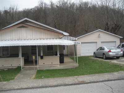 Carter County Single Family Home For Sale: 609 Holcomb Street