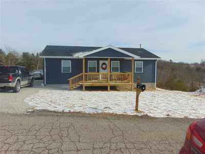 Carter County Single Family Home For Sale: 121 Huckelberry Way