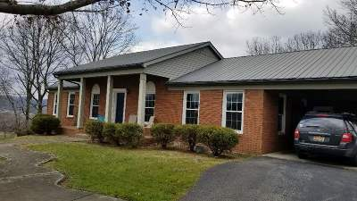 Carter County Single Family Home For Sale: 102 W Stovall Lane