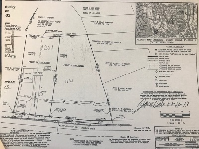 Ashland Residential Lots & Land For Sale: 1116 Gallaher Drive
