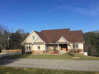Ashland Single Family Home For Sale: 5015 Kildee Drive