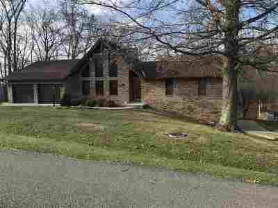 Catlettsburg Single Family Home For Sale: 15933 Bramble Drive