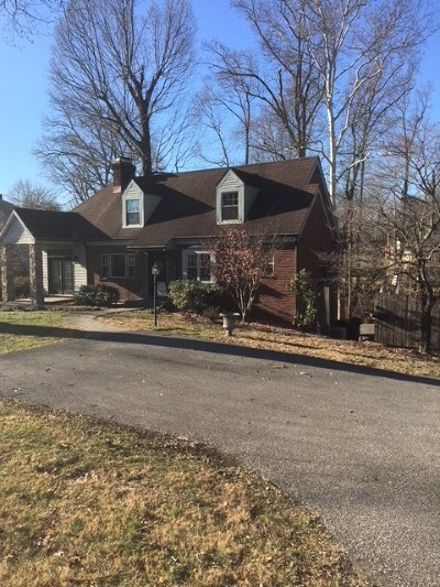 Ashland Single Family Home For Sale: 414 Bellefonte Princess Road