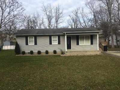 Greenup County Single Family Home For Sale: 304 Womack Road