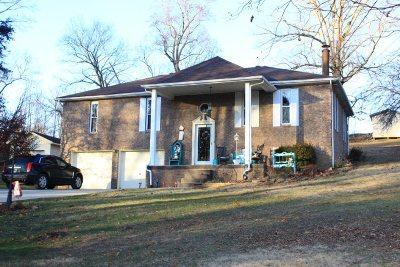 Ashland Single Family Home For Sale: 1041 Trinity Lane