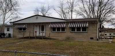 Ashland Single Family Home For Sale: 2341 1st Street
