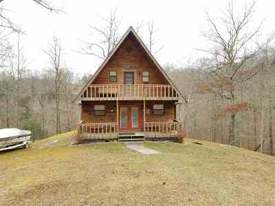 Greenup County Single Family Home For Sale: 501 Woodlands Drive