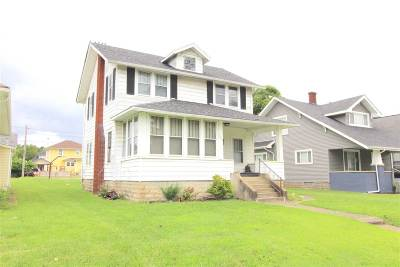 Ashland Single Family Home For Sale: 3205 Hampton Street