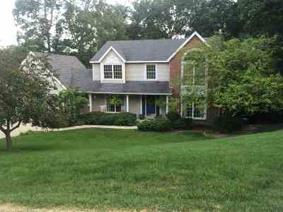 Ashland Single Family Home For Sale: 3835 Leighwood Drive