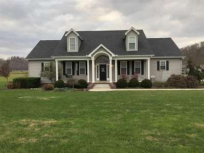 Greenup County Single Family Home For Sale: 25 Ferrer Lane