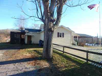 Greenup County Single Family Home For Sale: 611 Williams Avenue