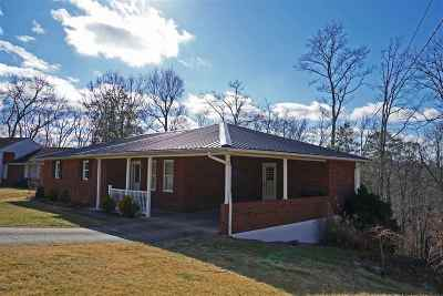 Ashland Single Family Home For Sale: 2800 Woodhaven Drive