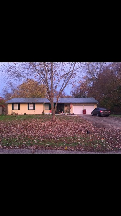 Greenup Single Family Home For Sale: 530 Cardinal Point