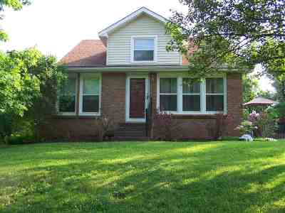 Ashland Single Family Home Active-New: 600 Unrue St.