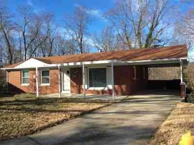 Ashland Single Family Home For Sale: 1139 Sharon Court