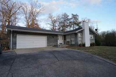 Greenup County Single Family Home Active-New: 625 Kenwood Drive