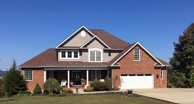 Grayson Single Family Home Active-Back On Market: 163 Vista View