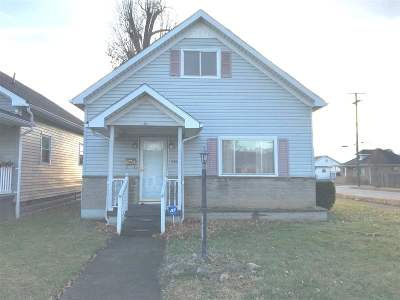 Ironton Single Family Home For Sale: 2802 S 9th Street