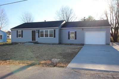 Flatwoods Single Family Home For Sale: 912 Maryland Court