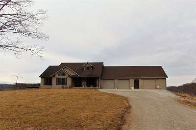 Carter County Single Family Home For Sale: 2530 Grahn Rd.