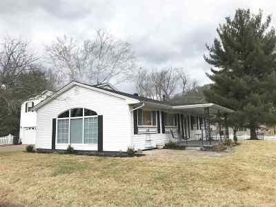 Lawrence County Single Family Home For Sale: 1 Fairfax Drive