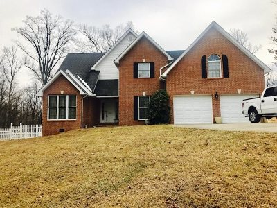 Catlettsburg Single Family Home For Sale: 3327 Holly Court