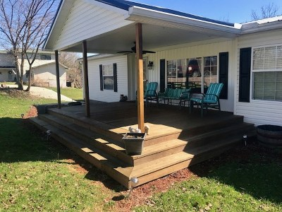 Carter County Single Family Home For Sale: 71 Democrat Hill