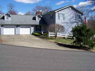 Ashland Single Family Home For Sale: 215 Bellefonte Circle