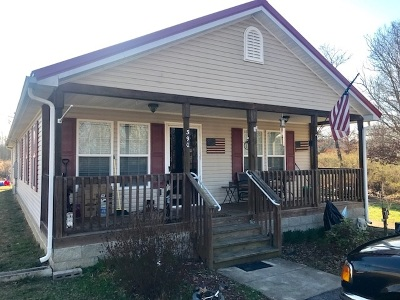 Carter County Single Family Home For Sale: 390 Silver Hawk