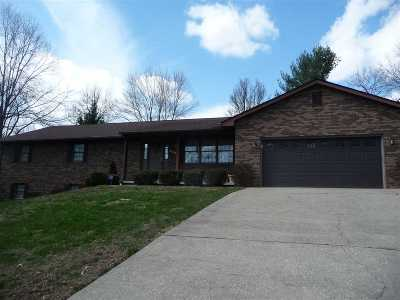 Russell Single Family Home For Sale: 463 Bluebird Drive