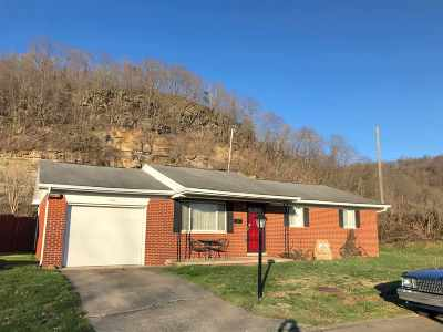 Ironton Single Family Home For Sale: 1703 Waldo Drive
