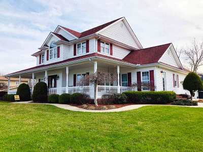 Greenup County Single Family Home Pending-Continue To Show: 1400 Riverside Drive