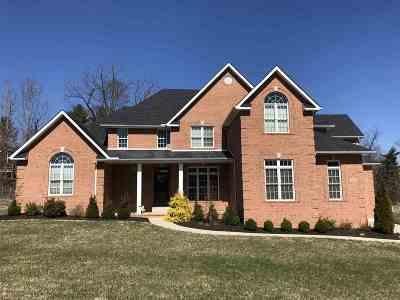 Ashland Single Family Home For Sale: 1264 Ivy Creek