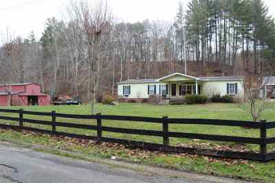 Greenup Single Family Home For Sale: 616 Hoods Run Rd