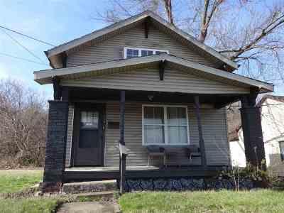 Ashland Single Family Home For Sale: 640 Central Avenue