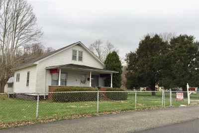 Greenup County Single Family Home For Sale: 608 Fulton Avenue