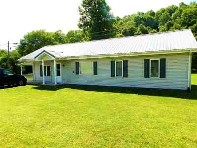 Carter County Single Family Home For Sale: 21739 W Us 60
