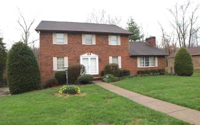 Ashland Single Family Home Pending-Continue To Show: 520 Sunset Drive