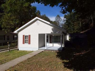 Carter County Single Family Home For Sale: 1120 Wall St