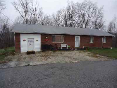 Greenup County Single Family Home For Sale: 3401 Helton Court