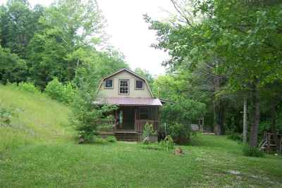 Carter County Single Family Home Active-Back On Market: 567 Smokey Valley Rd