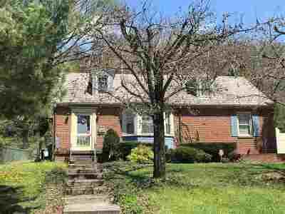 Ironton Single Family Home For Sale: 2013 Liberty Avenue
