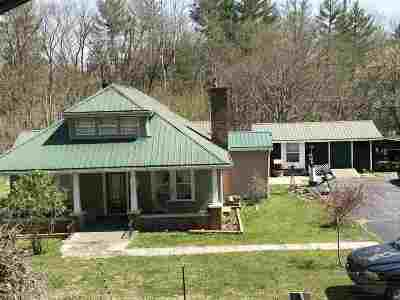 Carter County Single Family Home For Sale: 3563 S State Highway 1