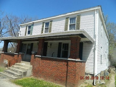 Single Family Home Active-New: 1501 Bellefonte Rd