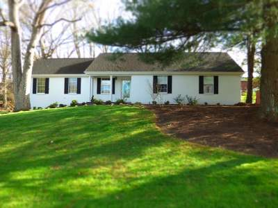 Russell Single Family Home Pending-Continue To Show: 1035 Belhaven Drive