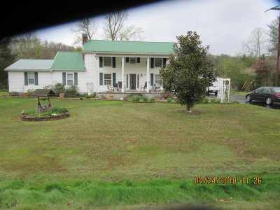 Carter County Single Family Home Pending-Continue To Show: 1347 W State Highway 1947