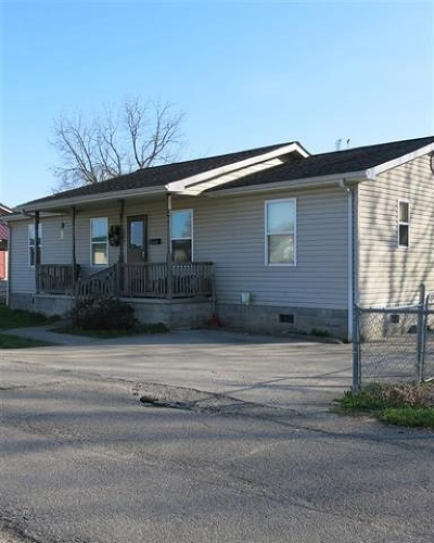 Lawrence County Multi Family Home For Sale: 100 East Lock Street