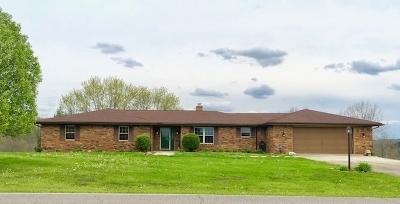Catlettsburg Single Family Home For Sale: 2906 Bonanza Drive