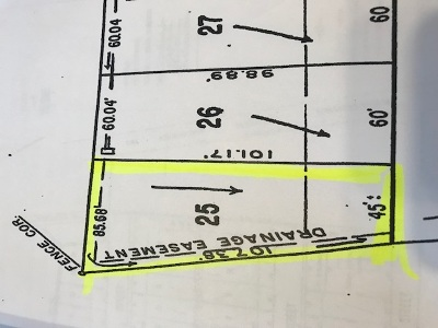 Greenup County Residential Lots & Land For Sale: 1521 Jonathan Street